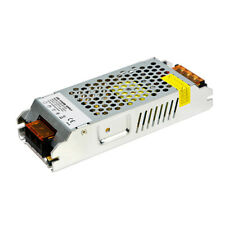 Ultra-Thin Low Profile DC 24 Volt 2/4/6/8/10/12 Amp Switch SMPS LED Power Supply