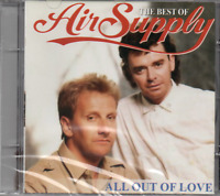 Air Supply CD The Best Of All Out Of Love Brand New Sealed