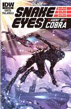 SNAKE EYES Agent of Cobra #3 Subscription VARIANT COVER