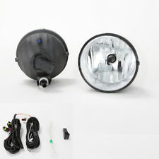 For 2005-2011 Toyota Tacoma Clear Lens Fog Lights Kit w/Switch Wiring Left Right