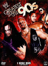 WWE: Greatest Stars of the 90s (One Disc DVD
