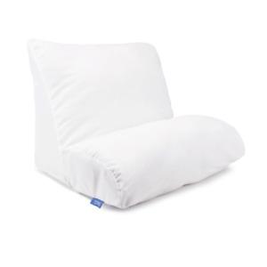 Contour Flip Pillow Fiber Fill Bed Wedge - Standard Size
