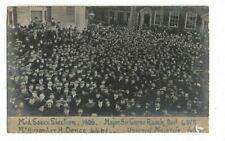 Mid Essex Election, Chelmsford, 1906, Essex.
