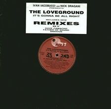 THE LOVEGROUND - It's Gonna Be Alright (Dave Camacho, Father Of Sound Rmx)  Hole