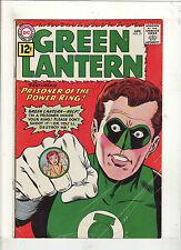 GREEN LANTERN #10 F/VF