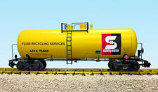 USA Trains G Scale 42 Foot Modern Tank Car R15260  Safety Kleen Yellow