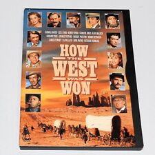 How the West Was Won 1962 Western Henry Fonda Gregory Peck John Wayne Widescreen