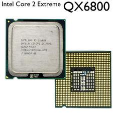 Intel Core 2 Extreme QX6800 CPU SLACP G0 130W LGA775 FSB1066 65nm 2.93 GHz 8MB