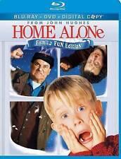 Home Alone [Blu-ray + DVD + Digital Copy Blu-ray