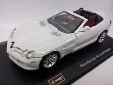 18-42207 BBURAGO 1:32 Mercedes SLR McLaren Roadster