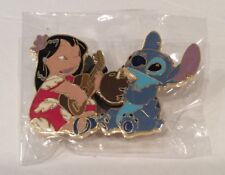 Disney DLR 2002 Cast Lilo & Stitch Playing The Ukulele LE SEALED Pin