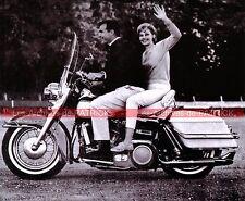 HARLEY DAVIDSON 1200 Electra Glide 1965 Fiche Moto 000024