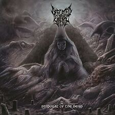 Defeated Sanity - Disposal Of The Dead / Dharmata [New CD]