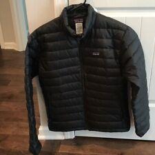 Patagonia Women's Down Sweater Jacket  - Black XLarge *New*