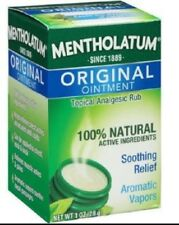 Mentholatum Analgesic Rub Original 1 oz. 310742000115YN