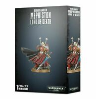 Blood Angels Mephiston Lord of Death Warhammer 40k In Stock