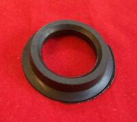 2 Keildichtung DN50 konisch schwarz Neu für Spülkasten Bogen Überwurf Sifon usw.