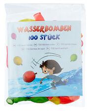 100-1000 Wasserbomben bunte Wasser Ballons Sommer Spielzeug ?Deutscher Händler