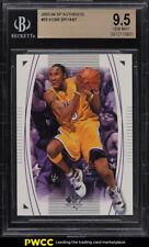 2003 SP Authentic Kobe Bryant #35 BGS 9.5 GEM MINT (PWCC)