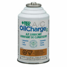RED TEK OilCharge12 A/C Universal Refrigeration Oil (4 oz. can)