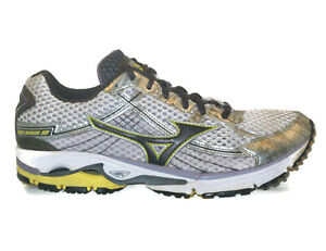 Mizuno Wave Rider 15 Running Shoes Women Sz 9.5 EUR 40.5 Cross Training