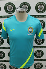 MAGLIA CALCIO NIKE Brasile T shirt Tecnica Allenamento