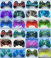 Soft Silicone Skin Grip Protective Cover for XboxOne/PS4 Controller Rubber Case