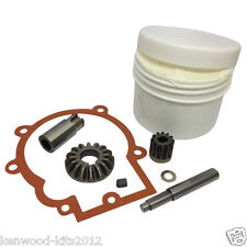 KENWOOD KMIX GEARBOX DRIVE PINION, SLOW SPEED ASSEMBLY, GASKET & 100G OF GREASE
