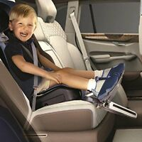 Child Car Seat Footrest Booster Seat Foot board Keep Your Kids Comfortable
