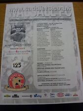 22/03/2014 Colour Teamsheet: Walsall v Leyton Orient  (folded). We try and inspe