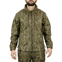 Mossy Oak Sherpa 2.0 Lined Camo Hunting Jacket for Men