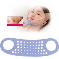 KE_ BL_ V Shape Face Mask Neck Chin Lift Up Firm Contour Slim Anti-Wrinkle Rel