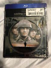 New Sealed Saving Private Ryan Metalpak / Steelbook Blu-ray Disc Rare