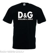 CAMISETA BROMA DOLLARS & GIRLS
