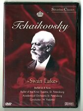 DVD / TCHAIKOVSKY - SWAN LAKE (MUSIQUE CONCERT) NEUF SOUS BLISTER