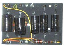 New F&T Fender Amp Capacitor Kit for Bandmaster, Concert or Pro Amps