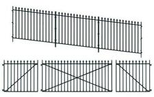 PECO LK-742  1:43 O SCALE GWR Spear Fencing Ramp Panels Gates and Posts