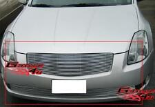 Fits 2004-2006 Nissan Maxima Billet Grille Combo