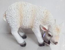 Lamm Polyresin Ostern Osterlamm Tier Deko 13*18*9,5 cm