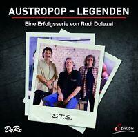 S.T.S. - AUSTROPOP-LEGENDEN  CD NEU