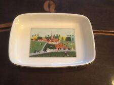 Villeroy & Boch Design Naif Rectangle Baker Casserole Dish Lasagna Pan 11 1/4