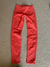 J Brand Tangerine Skinny Leg Jegging Pants Size 26