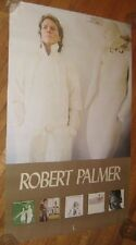 """Rare Vintage Robert Palmer Promo Poster 36"""" X 24"""" 1985 Island Records Releases"""