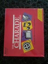 Brand new sealed 1992 The Charade Game pressman vintage