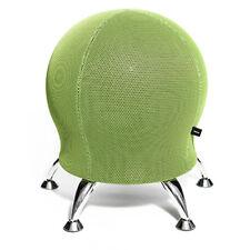 Hocker Sitzball Schreibtischstuhl Rückentrainer Topstar Sitness 5 grün B-Ware