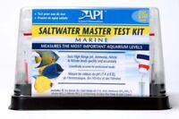 API Saltwater Reef Marine Master Complete Ammonia Test Kit Healthy Fish Aquarium