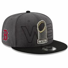 Boston Red Sox 2018 World Series Hat Champions Parade 9FIFTY Adjustable Snapback