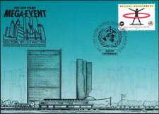 Onu New York Mi 648 Mega Event New York 5 9 Mai 1993