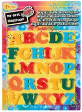 Magnetbuchstaben ABC 123 Alphabet Buchstaben Zahlen Kinder lernen Spielen