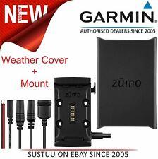 Garmin Moto Support / & Câble Alimentation + Temps Housse Zumo 590LM-595LM